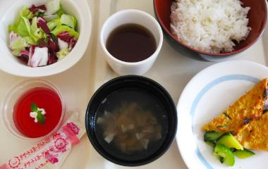 川西学校給食センターのイメージ写真