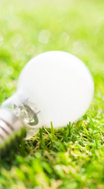 省エネルギーのイメージ写真